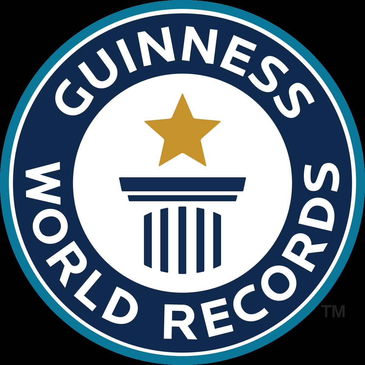 látvány Guinness rekord