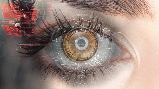 a szem megnyomásakor a látás javul)