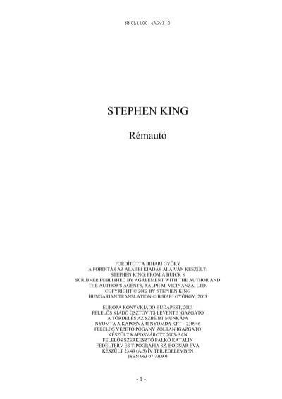 Szent István Társulati Biblia - Jelenések könyve - Jel 3;1;2;5