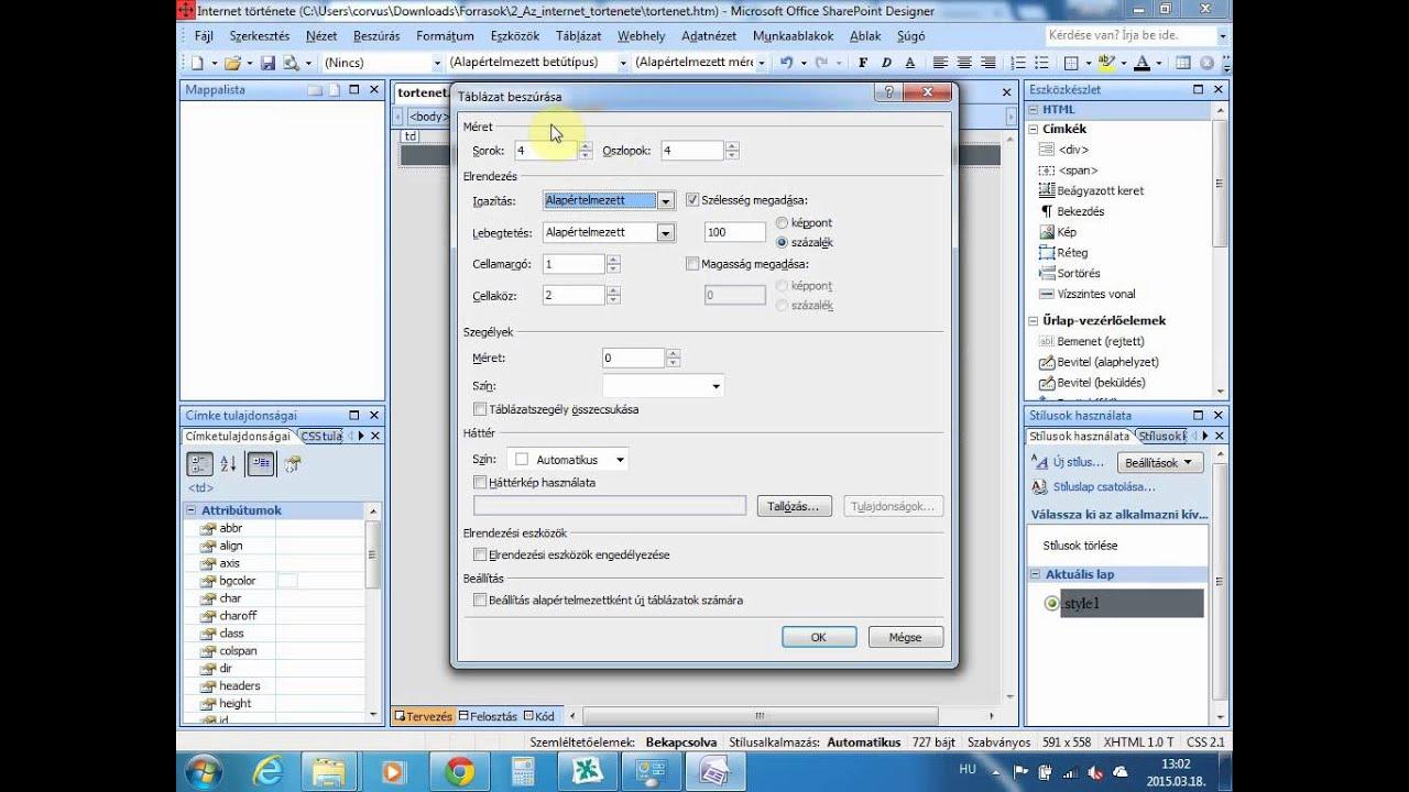 Nézet létrehozása, módosítása vagy testreszabása - Outlook