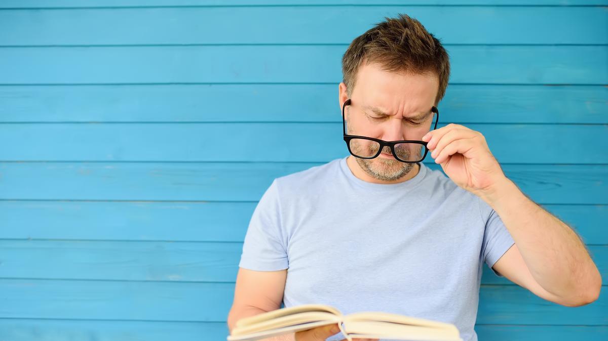 gyenge látás fáradtság
