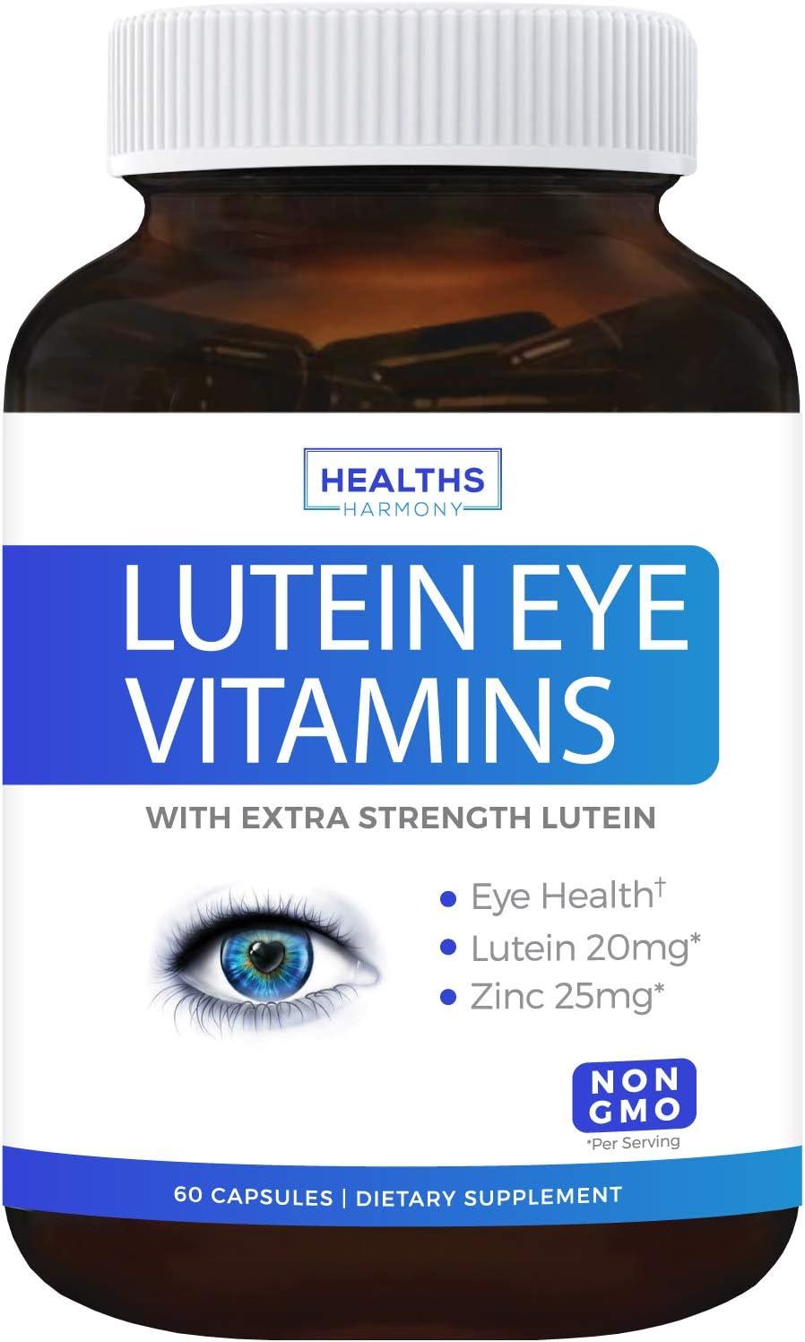 myopia vitamin tabletták