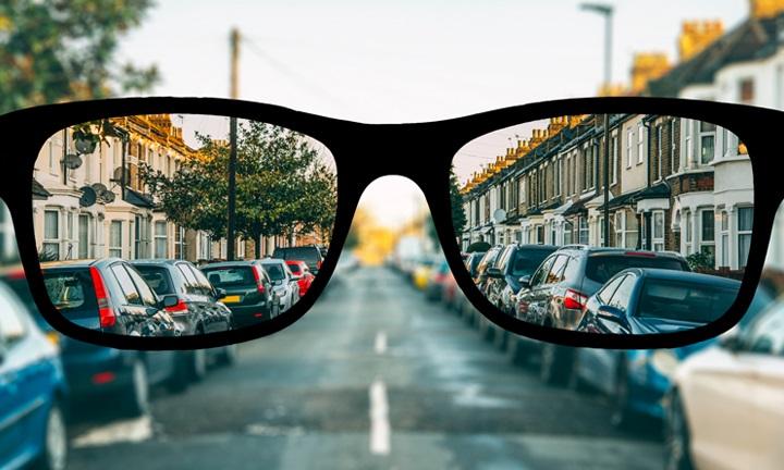 látásellenőrzés céljából