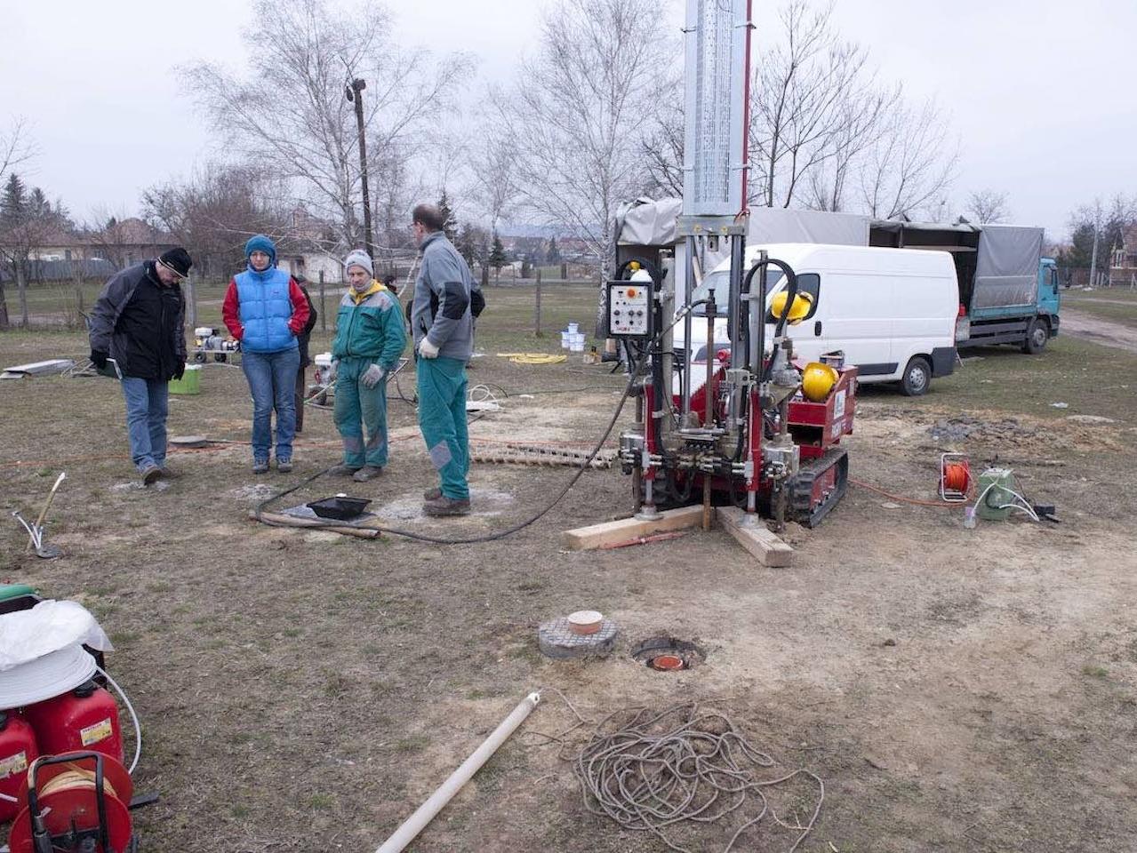 Szekszárd, Lőtéri vízbázis kármentesítése