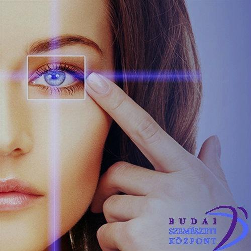szemészeti lézerrendszer