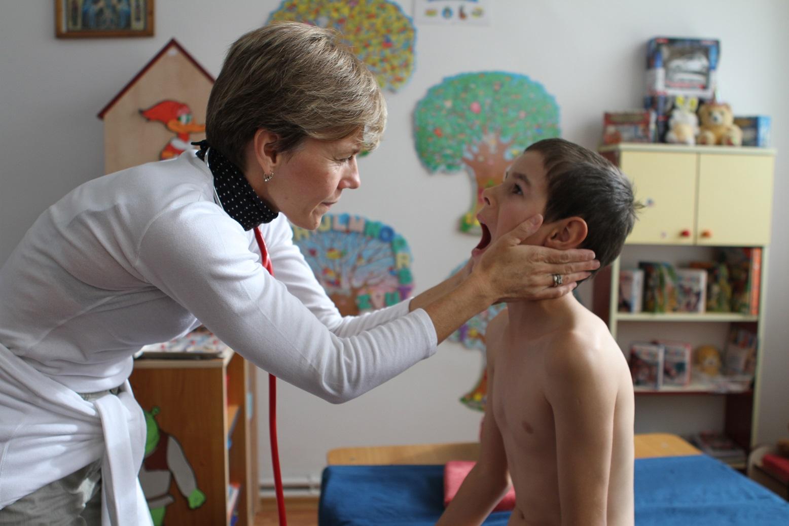 zeneterápia látássérült gyermekek számára