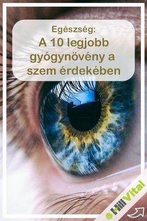 valerian a látás javítása érdekében