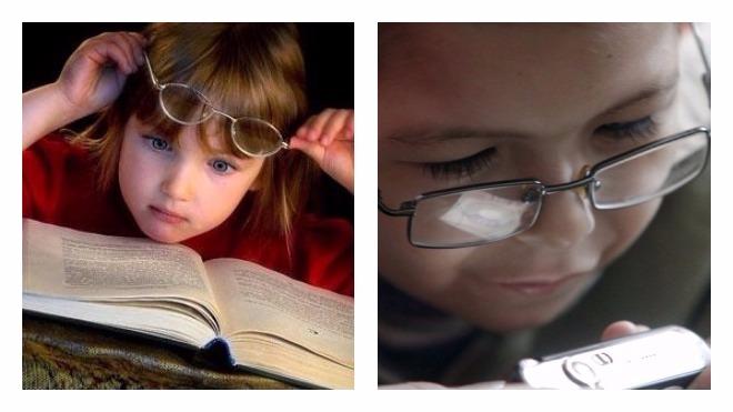 a látószerv megsértése gyermekek myopia hyperopia esetén a látás dicsekvő javítása a rendszer szerint