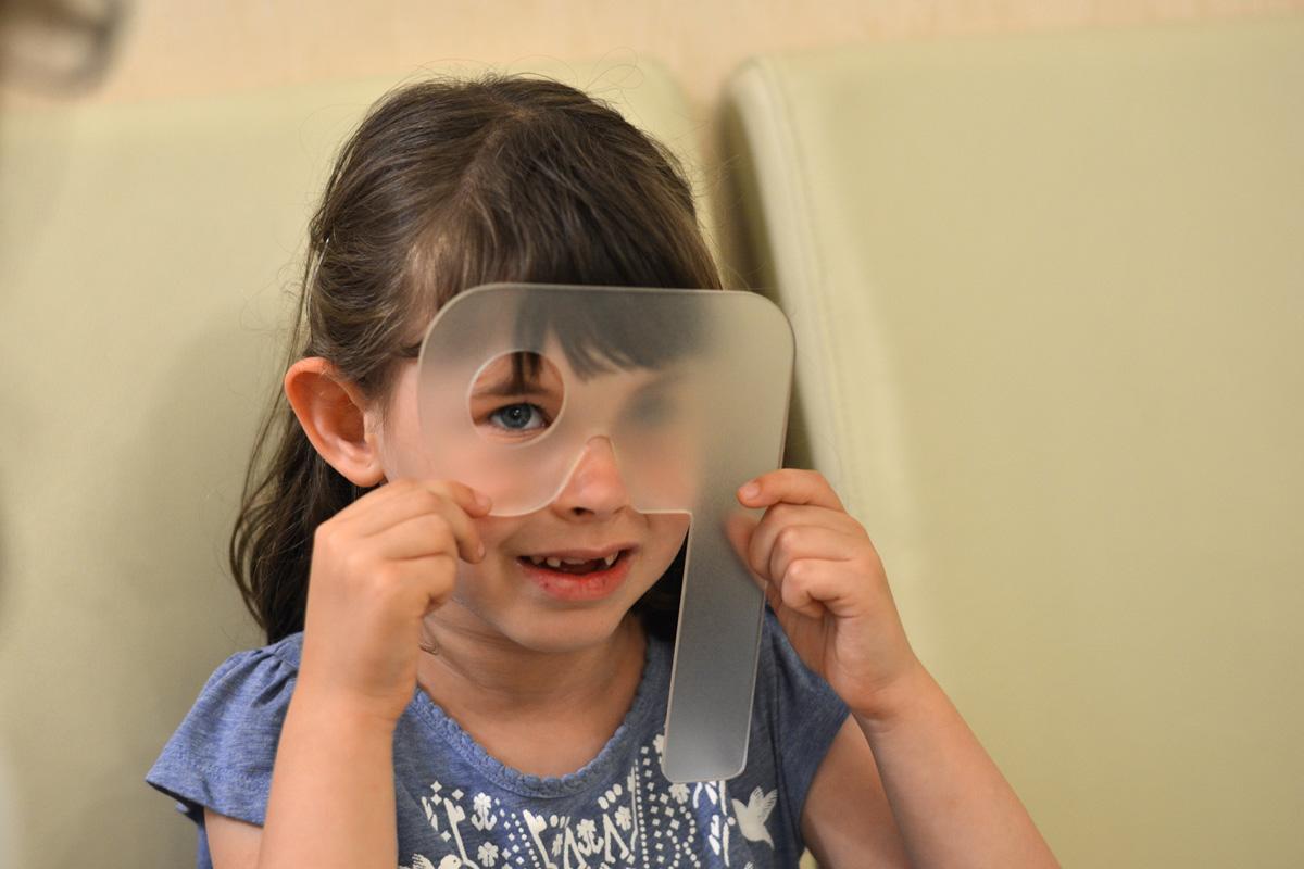 Gyermek szemvizsgálat - Belvárosi Optika