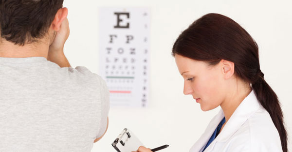 mit kell enni a látás kezelése után