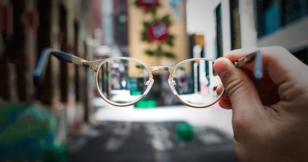 hiperakut emberi látás