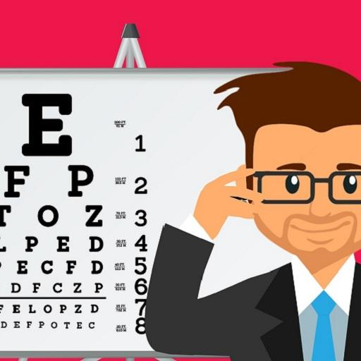 Látásélesség-teszt. Iratkozzon fel hirlevelünkre