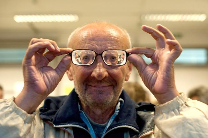 homályos látás 60 év után