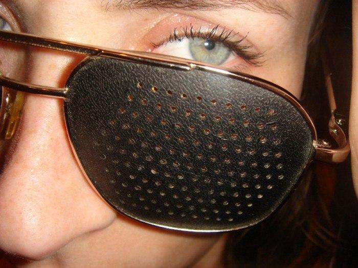 Gyakorlatok a látás helyreállításához - Cseppek