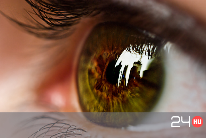 a sírás befolyásolja a látást