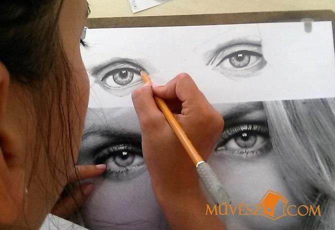 Hogyan lehet a művészi látásmódot fejleszteni
