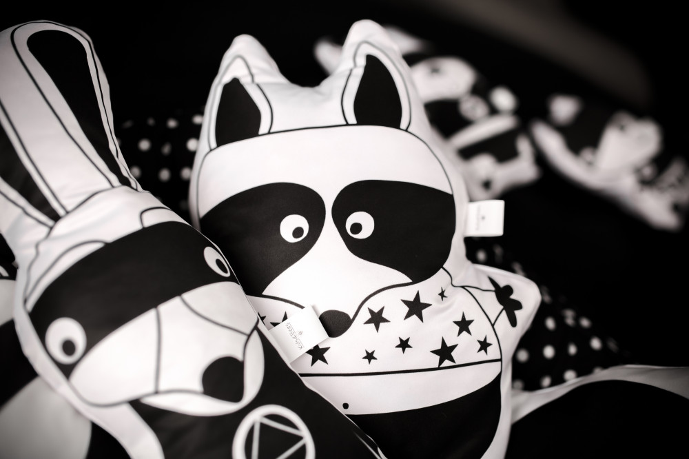 Fekete-fehér kollekció