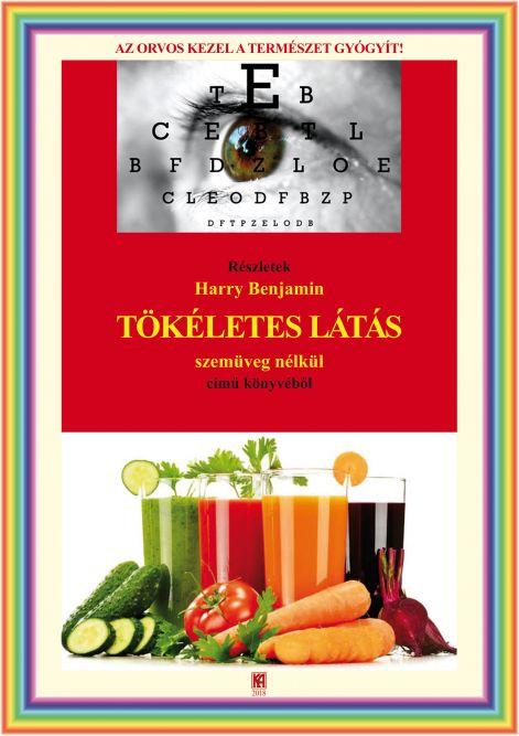 étel csökkent látással