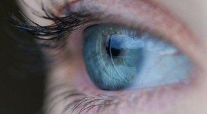 a bal szem látása romlott