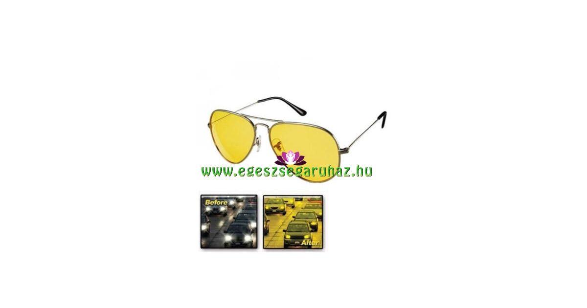 vitamin, amely javítja a látást alkonyatkor