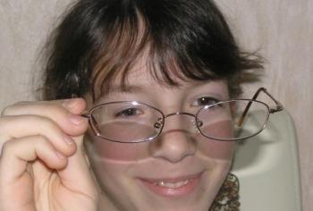 elzáródás myopia