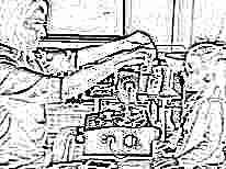 Szem kezelésére szolgáló műszerek és készülékek - Injekciók August