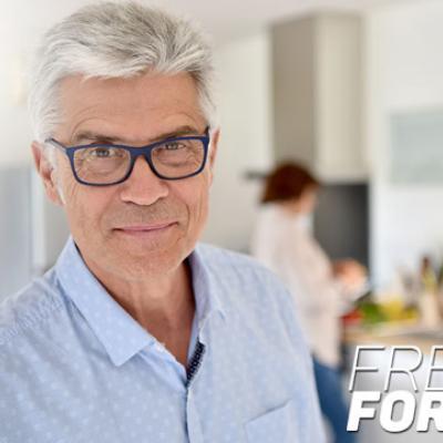 A bifokális szemüveglencse | Szem, kötőhártya gyulladás