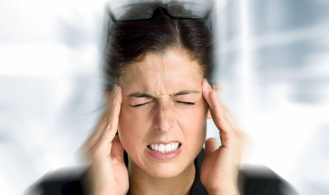 Szemészeti fejfájás