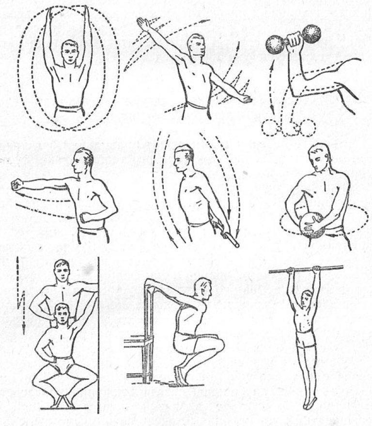 fizioterápiás gyakorlatok rövidlátáshoz