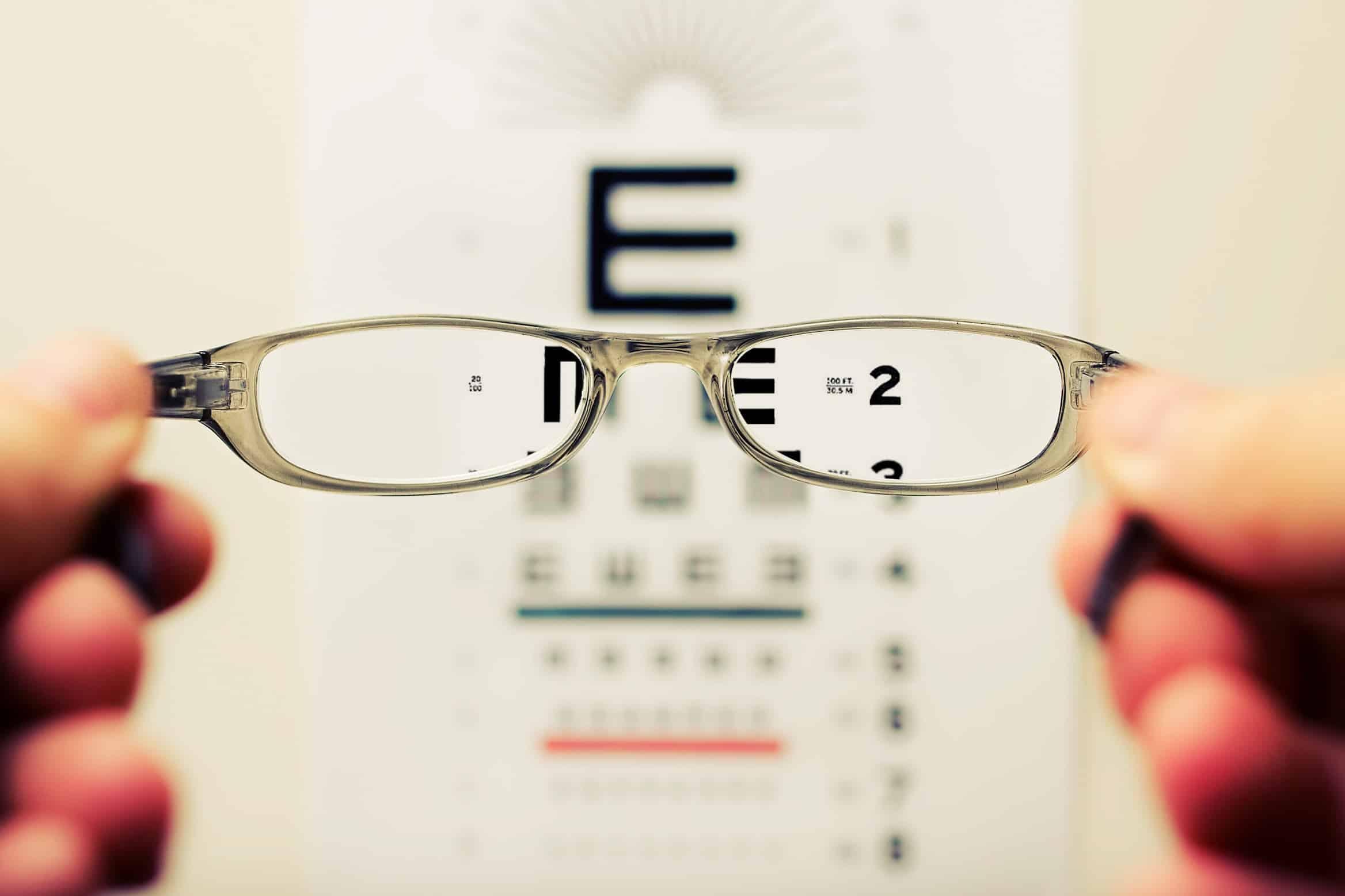 Mit jelent, ha 0,5-ös látása van