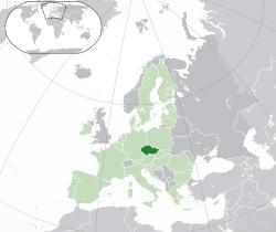 látáskezelés a Cseh Köztársaságban