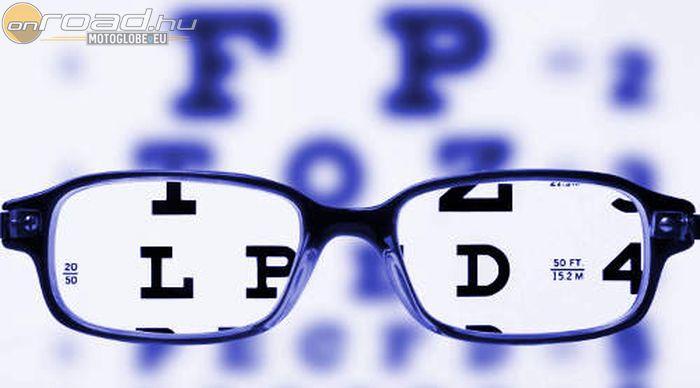 mit jelent a látás mínusz 0 8