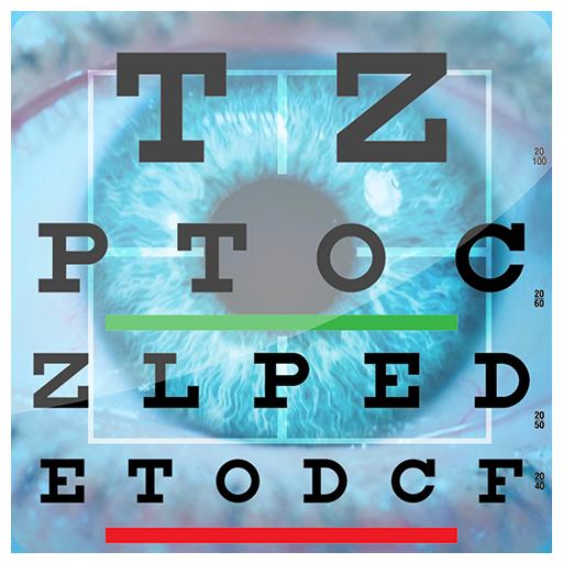 tesztelje a látásélességet ingyen