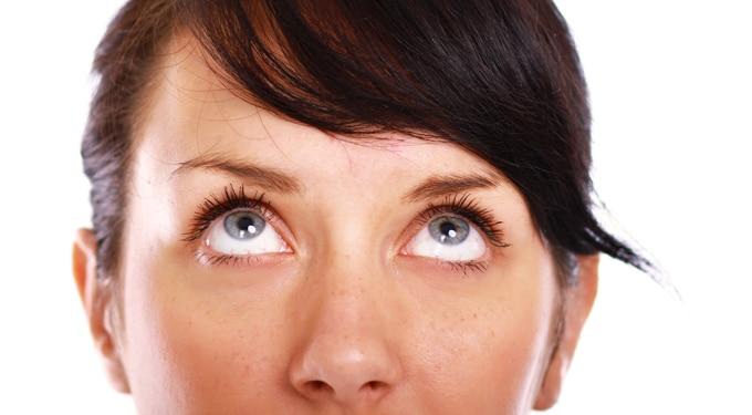 élelmiszertermékek a látás javítása érdekében