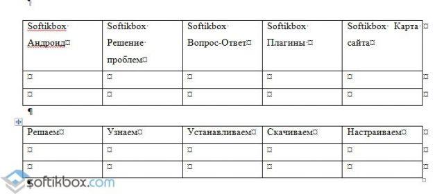 Víz egyesítési táblázatok