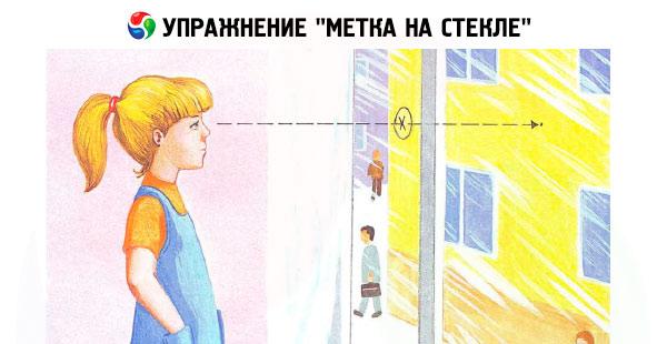 Eszközök a gyermekek látásának megerősítésére.