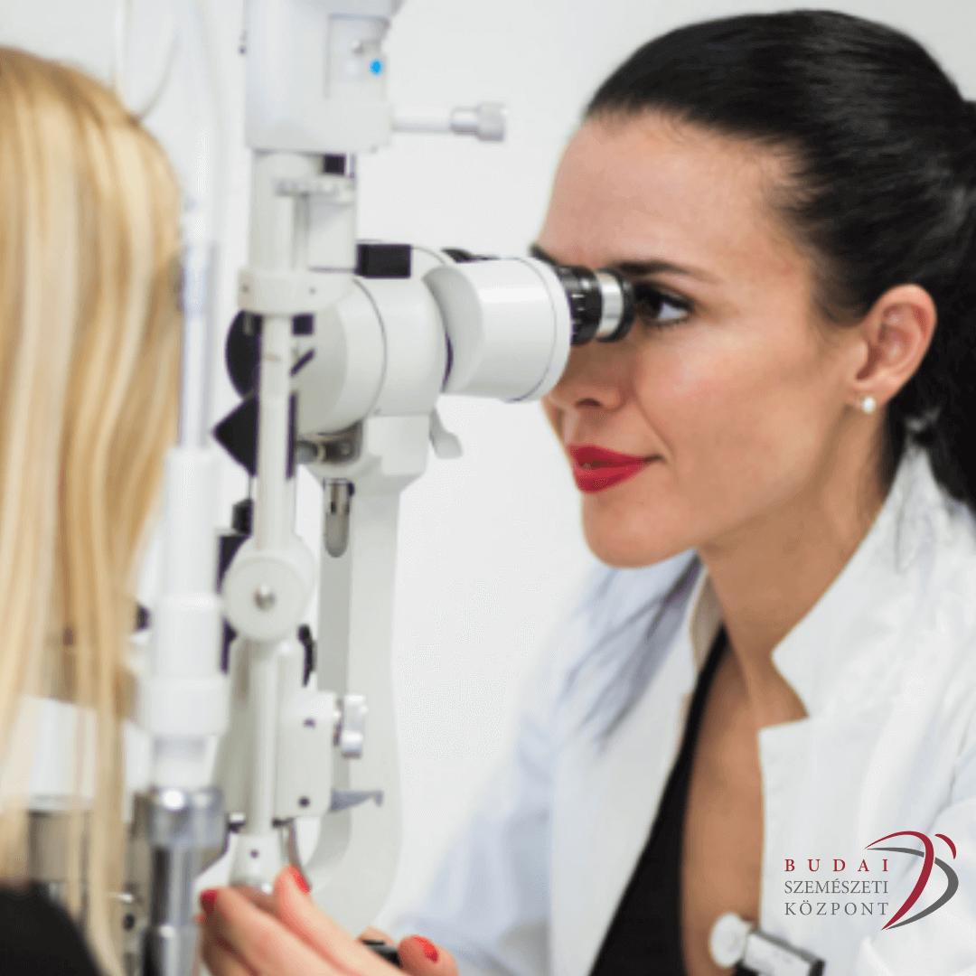 Orvosi tanácsadó szemészeti munkák