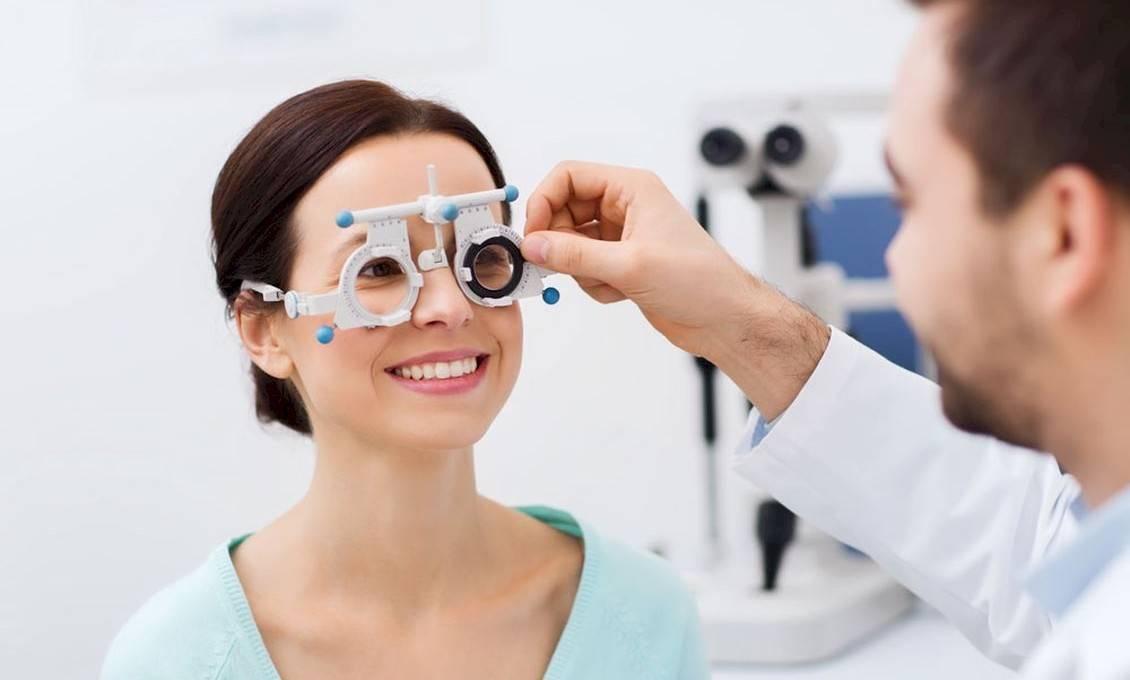 Disszertáció a szemészetben - A látás 18 évig romlik