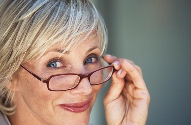 az idősek homályos látása