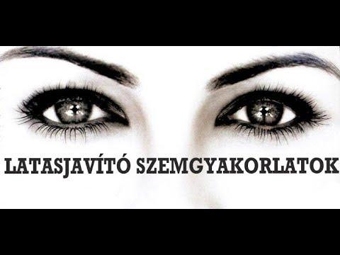 gyógyítsa látást a testmozgással)