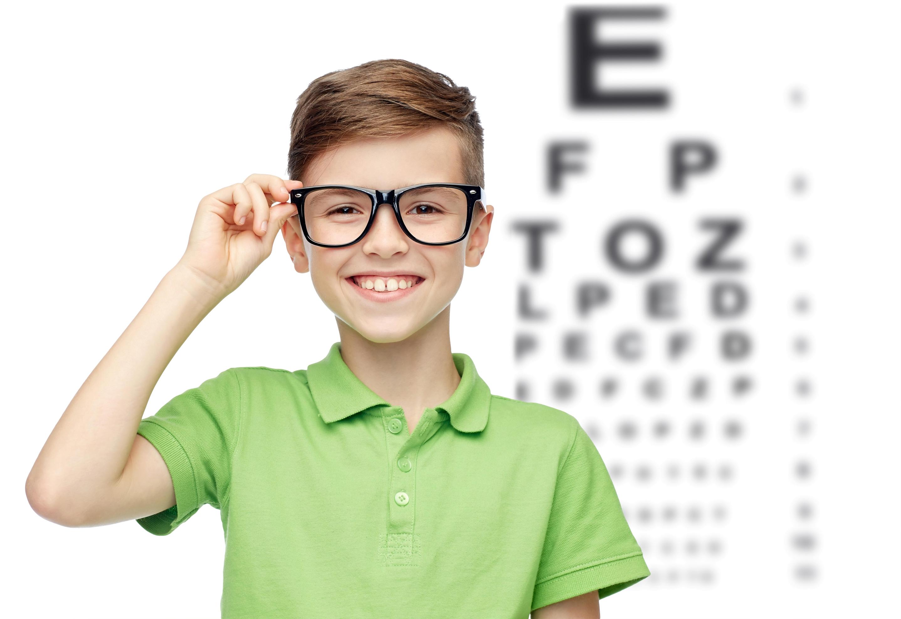 a fiúk látása kép a látáshoz