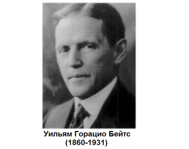 Pankov professzor látás-helyreállítási táblázata