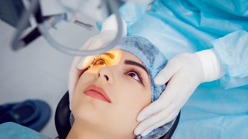 szemlátás műtét