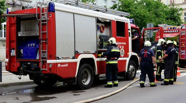 Kezdi elveszíteni a látását egy pécsi tűzoltó - segíthet! - , Tűzoltó látása