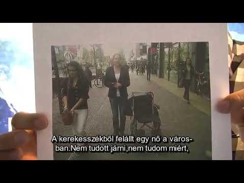 videó a látásműtétekről a látás helyreállítása tenyérrel