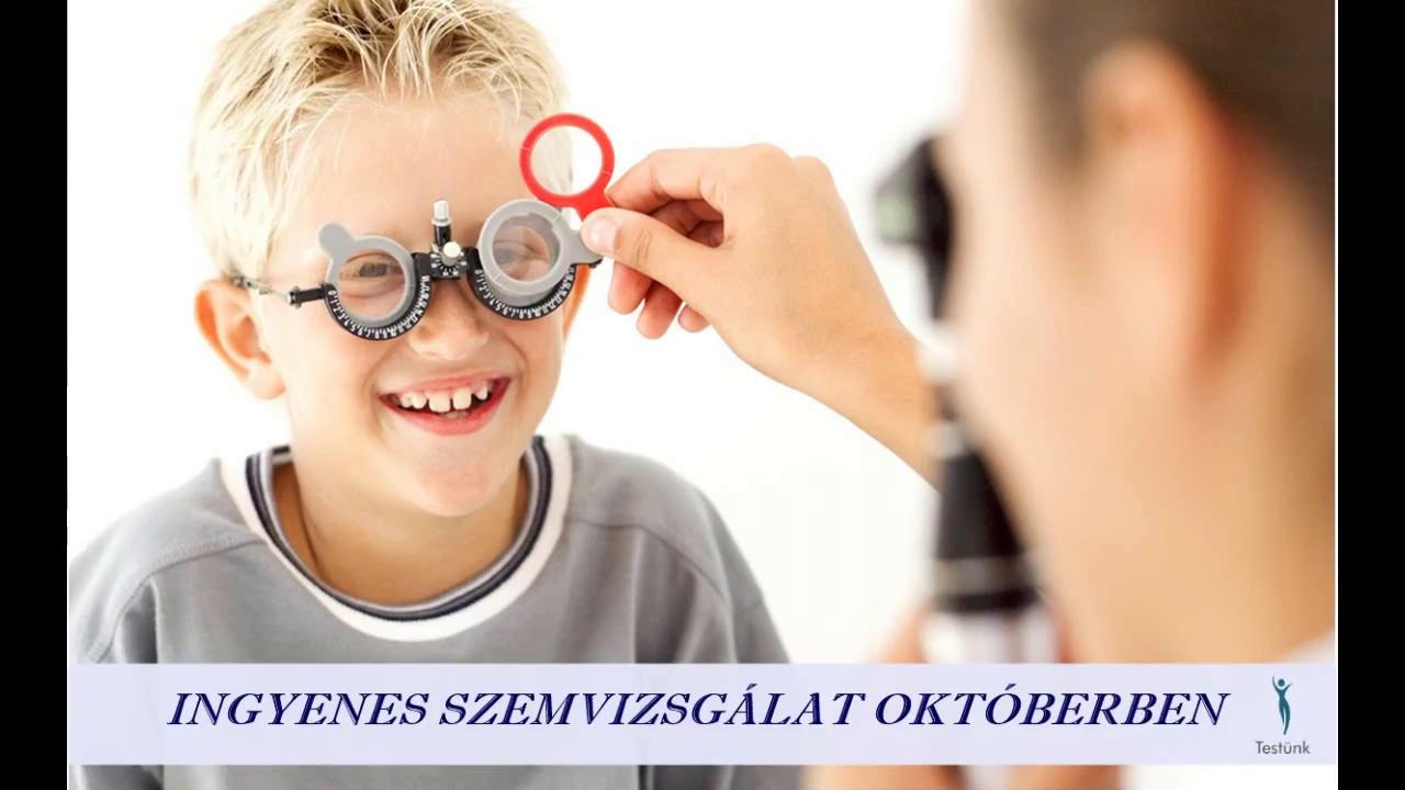 gyenge látásvizsgálat mint a rövidlátással látják