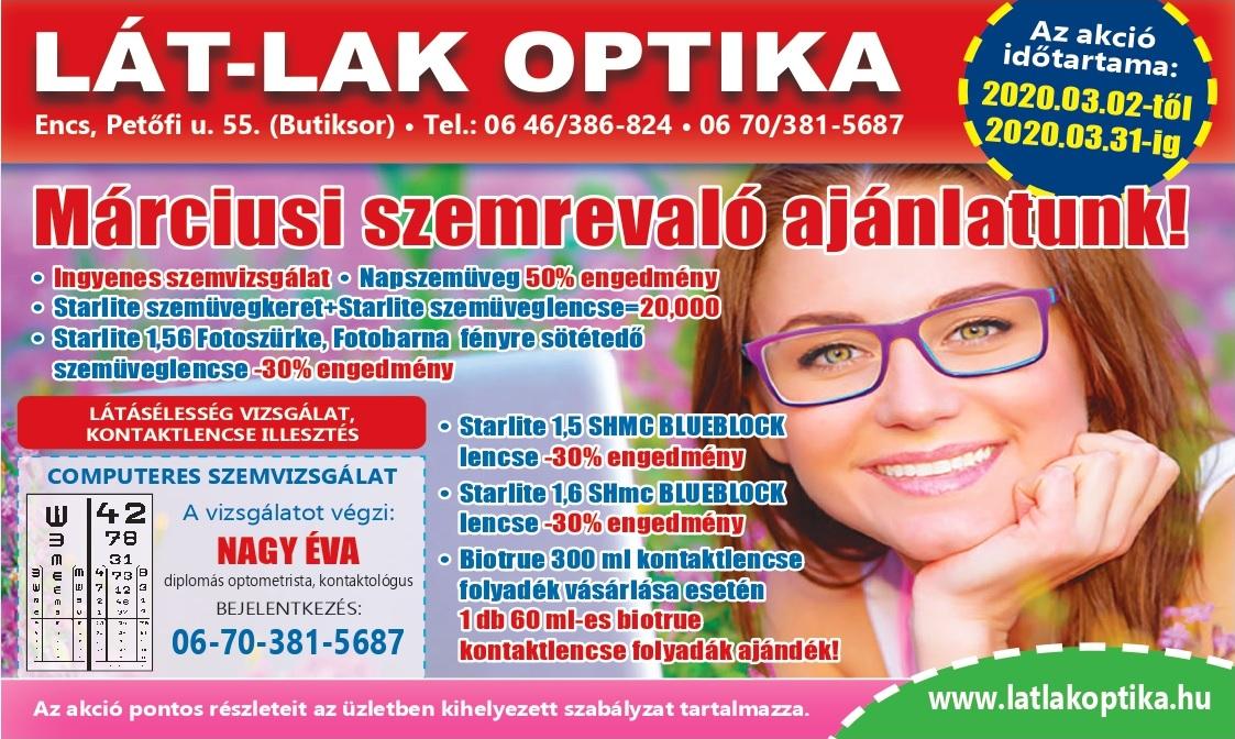 Szemvizsgálat, látásvizsgálat BUDAPEST - STYLE OPTIKA