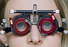 Látásproblémák felismerése