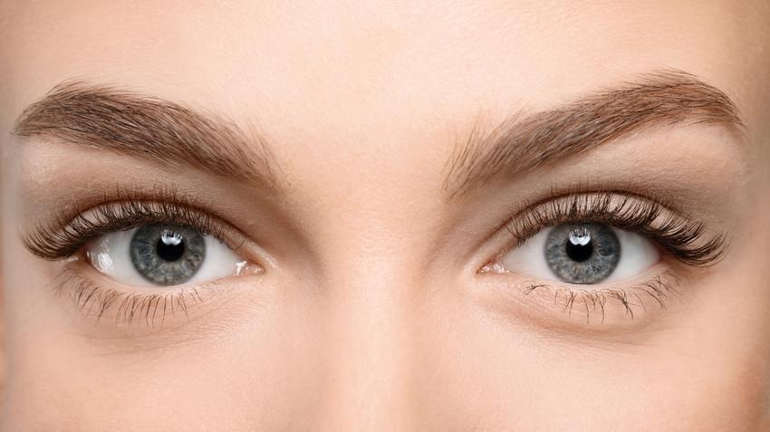 szem masszírozza a látást