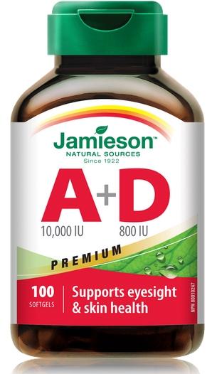 látásélesség a-vitamin